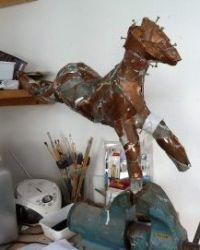 Paard in Progress